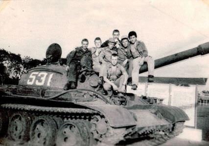 1982-1984. Алькисар. Начало службы.