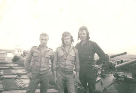 1982-1984. Алькисар.