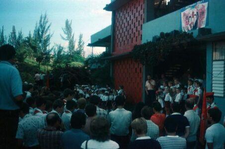 1983. Роло. Линейка в школе, фото 2
