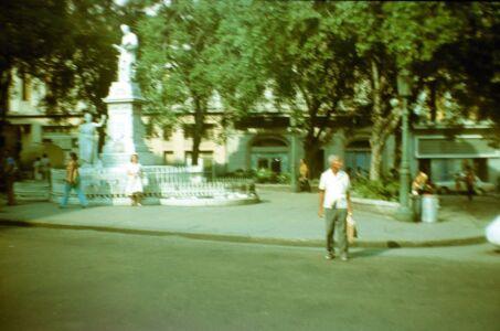 1983-1986. Памятник инженеру Франциско де Альбеару