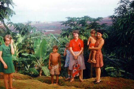 1983, вместе с кубинцами