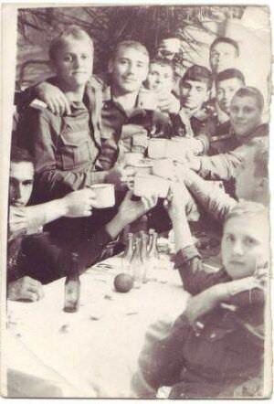 50. 1986, реактивный дивизион, Нарокко