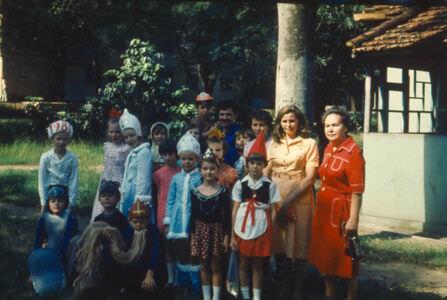 18. 1981. Никаро.