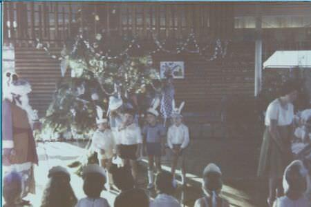 57. 1982, декабрь.  Утренник в Интерклубе, Лас-Колорадас