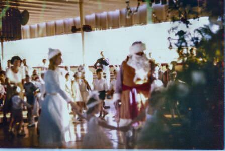 60. 1982, декабрь.  Утренник в Интерклубе, Лас-Колорадас