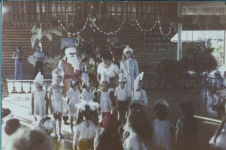 71. 1982, декабрь.  Утренник в Интерклубе, Лас-Колорадас