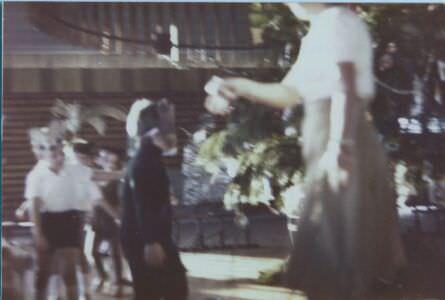 72. 1982, декабрь.  Утренник в Интерклубе, Лас-Колорадас