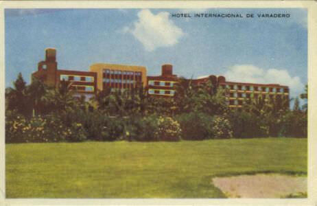 103. «Hotel internacional de Varadero»