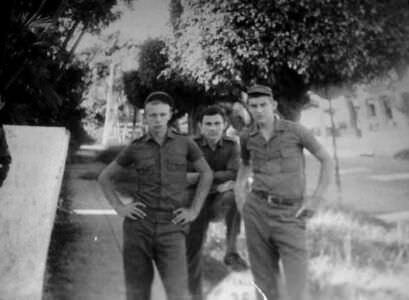 111. 1978-1979, солдатская каса и рядом, фото 2