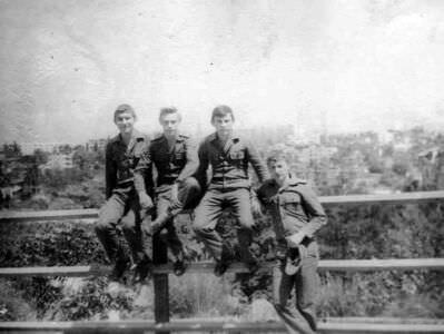 123. 1978-1979,  улица 49 В, около Касабланки, фото 4