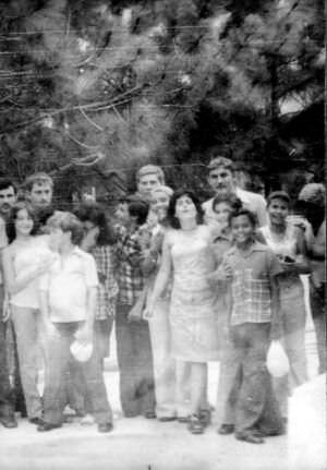 138. 1978-1979, парк Ленина, фото 6