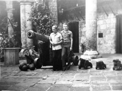 143. 1978-1979, музей Адмиралов и капитанов, фото 5