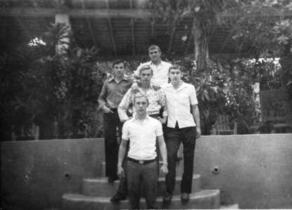 146. 1978-1979, в музее Хемингуэя, фото 3