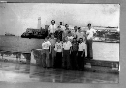 156. 1978-1979, на Малеконе, фото 2