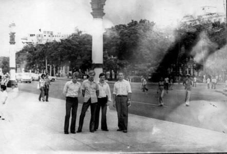 165. 1978-1979, в Гаване, фото 3