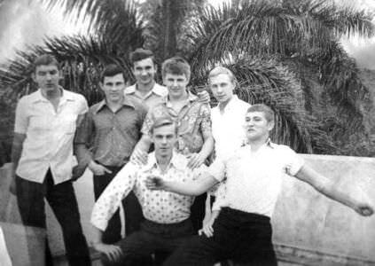 168. 1978-1979, в Гаване, фото 6