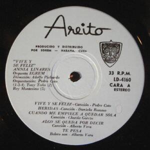 346. Кубинская пластинка 9, фото 3