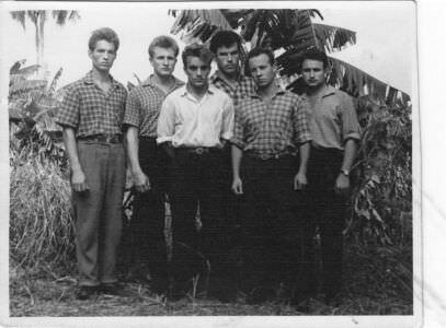 075. Банановая плантация