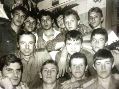 247. 1982-1984. Касабланка встречает Новый 84-й год
