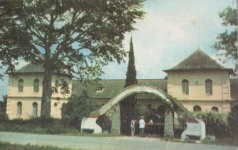461. Санта-Клара. Сельскохозяйственная школа.