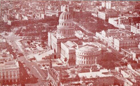 102. Вид на Капитолий, подражание Капитолию США, 1928 г.