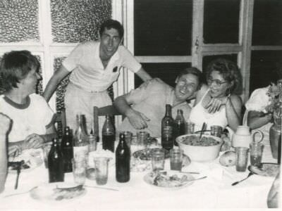 1989. Праздник на Пунта Горда, в здании заводоуправления, фото 5