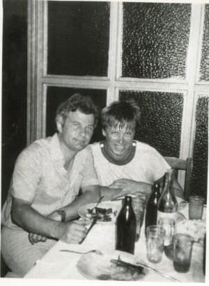 1989. Праздник на Пунта Горда, в здании заводоуправления, фото 13