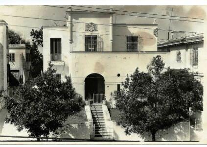 290. 1984-1987. Каса напротив касы В.М. Демьяненко (общежитие девушек-переводчиц).