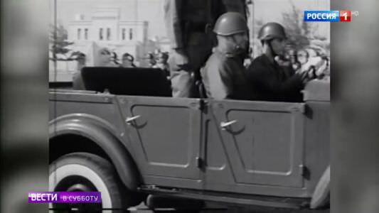 318. Фрагмент из передачи Вести в субботу с Сергеем Брилевым, фото 4