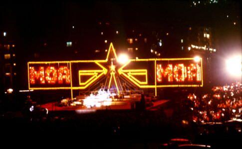 183. 1983-1985. Серия 1. Фото 24. Ночной концерт звезд в Колорадо.