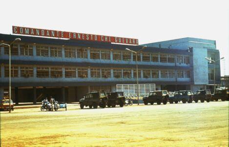 1983-1985. Здание заводоуправления