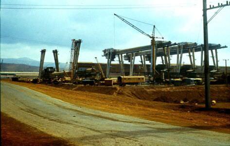 1983-1985. Великая стройка.  Фото 2