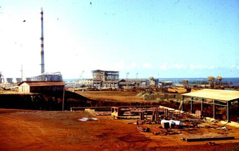 1983-1985. Великая стройка.  Фото 4