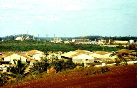 1983-1985. Склады завода