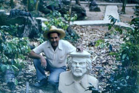 «Каменный зоопарк» в Ятерасе - Zoologico de Piedra. 1980-1984, фото 3