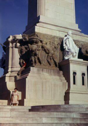 043. Памятник в Гаване