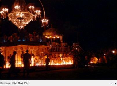 097. Карнавал в Гаване, 1975, фото 1