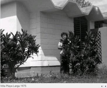 124. Вилла в Плайя-Ларго, 1975