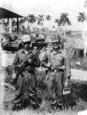 398. Служба на Кубе. Фото 25