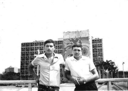 403. Служба на Кубе. Фото 30
