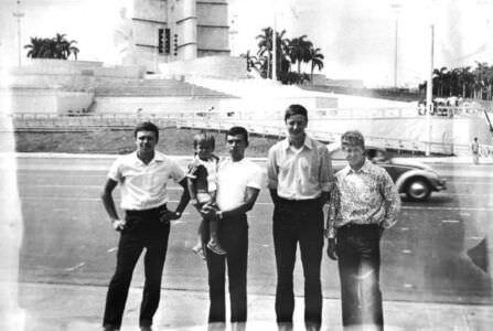 405. Служба на Кубе. Фото 32