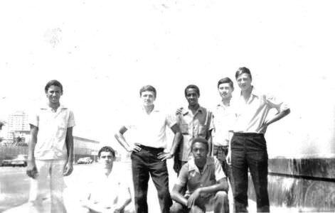 419. Служба на Кубе. Фото 46