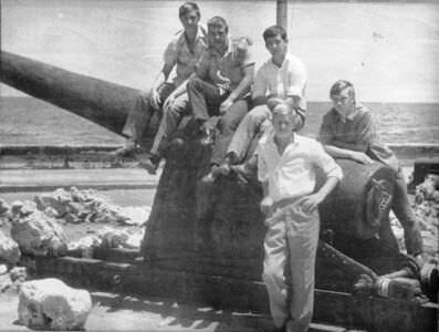 427. Служба на Кубе. Фото 54