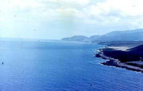 Сантьяго-де-Куба. 1983-1985. Крепость Кастильо-дель-Моро. Оружие для защиты.