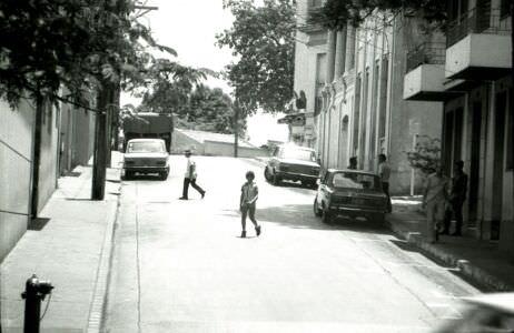 Сантьяго-де-Куба. 1983-1985. Городские пейзажи 7