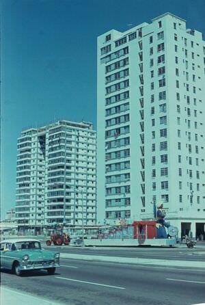 1976. Карнавальные кароссы на Малеконе, фото 1