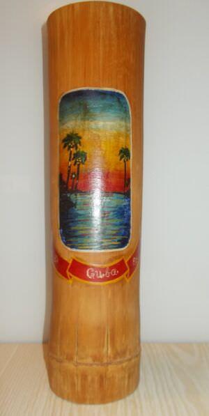 Стаканчик из бамбука