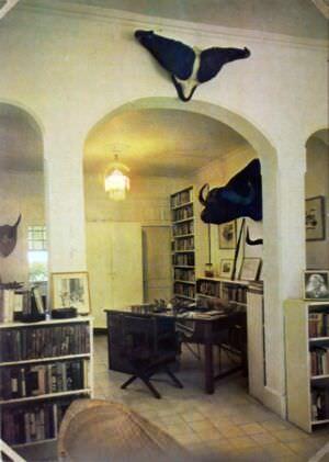 052. Музей Хемингуэя. Гавана