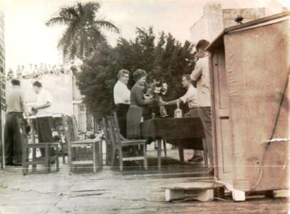 026. 1963-10-08. В.Терешкова в Торренсе, фото 2