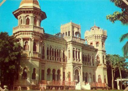 186. Дворец дель Валье. Сьенфуэгос